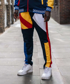 COURTSIDE TRACK PANT - MULTI Reason Clothing