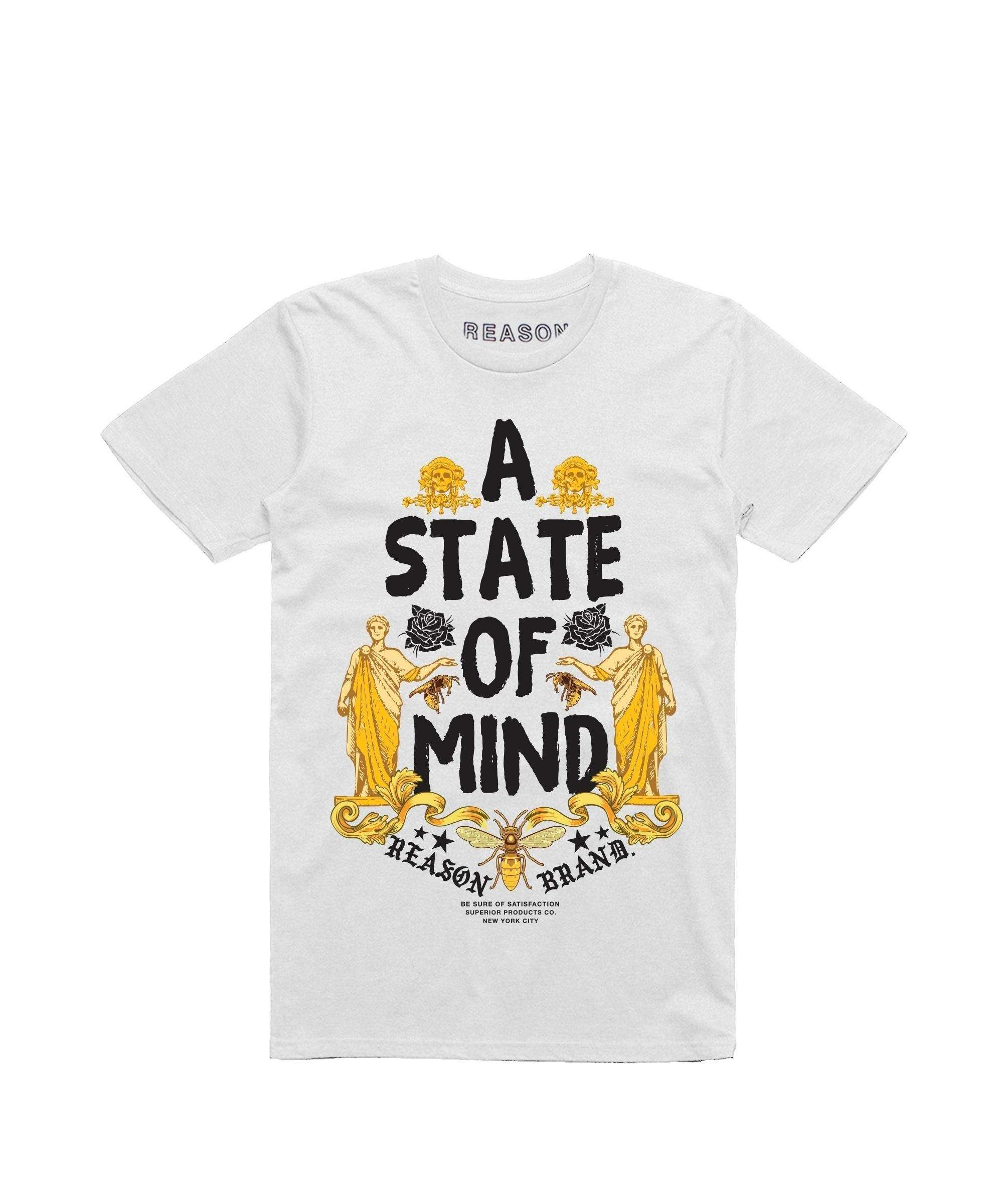 STATE OF MIND TEE Reason Clothing