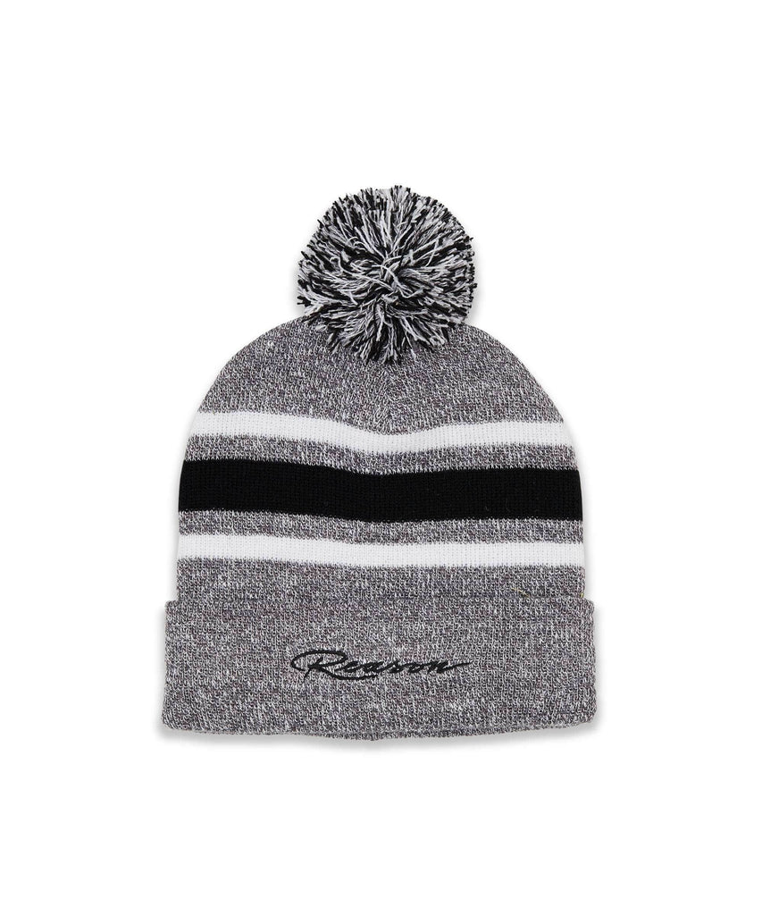 HAMILTON STRIPE BEANIE Reason Clothing