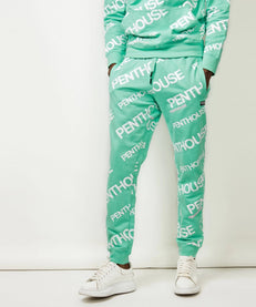 PENTHOUSE LOGO SWEATPANTS Reason Clothing