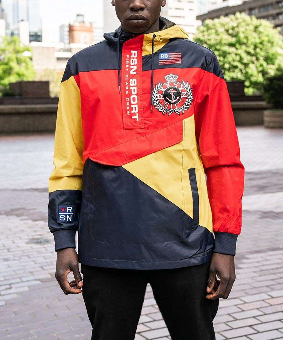 RSN SPORT PULLOVER JACKET Reason Clothing