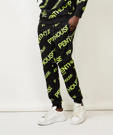 PENTHOUSE LOGO SWEATPANTS