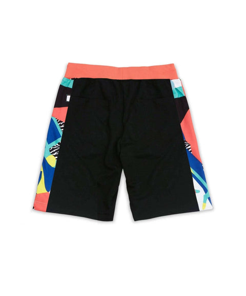 CRAZY PRINT SHORT - Reason Clothing