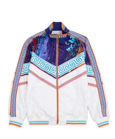 AQUA TRACK JACKET Reason Clothing
