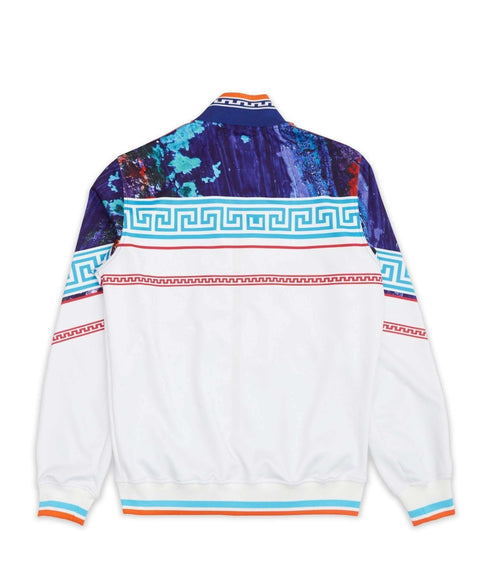 AQUA TRACK JACKET - Reason Clothing