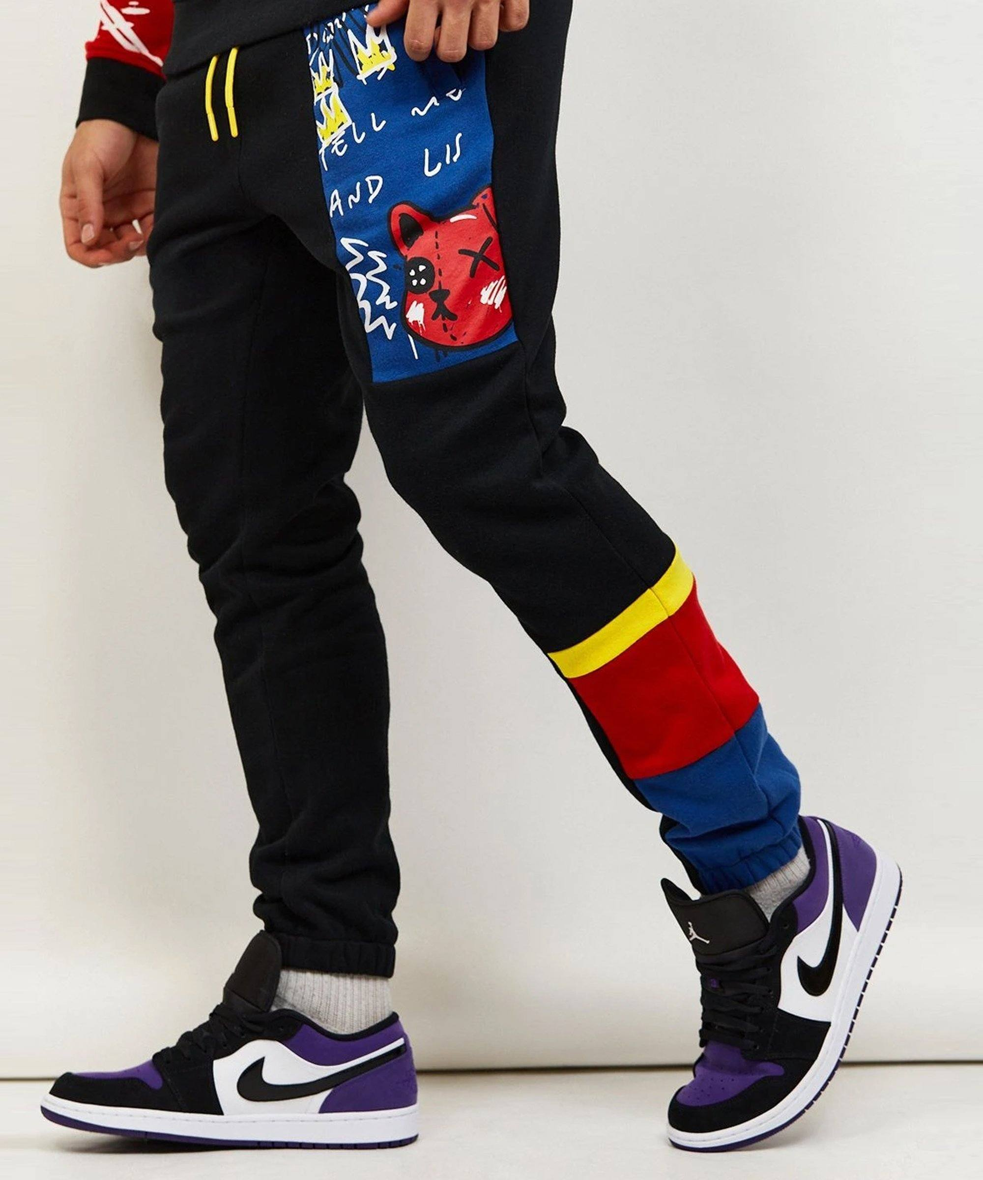 FLYEST TEDDY SWEATPANTS Reason Clothing