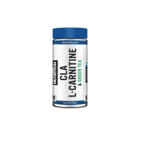 Applied Nutrition CLA L-Carnitine & Green Tea - 100 softgels - Hyper Bulk Nutrition