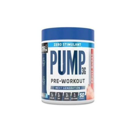 Applied Nutrition Pump 3G Pre Workout - Hyper Bulk Nutrition