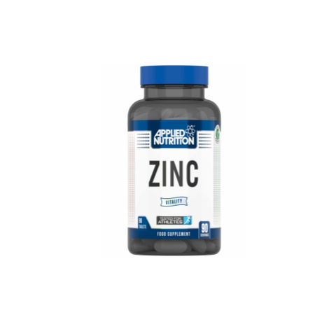 Applied Nutrition Zinc | 90 Tablets - Hyper Bulk Nutrition