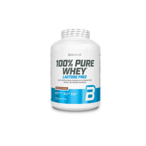BioTechUSA 100% Pure Whey Lactose Free 2270g - Hyper Bulk Nutrition