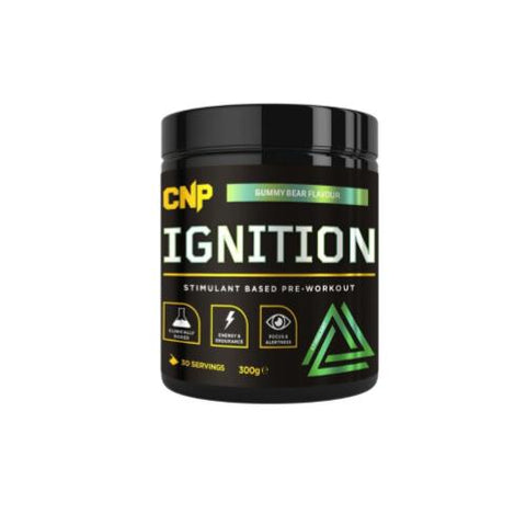 CNP Nutrition Ignition Stimulant Based Pre-workout 300g (30 Servings) - Hyper Bulk Nutrition
