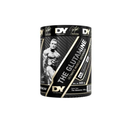 Dorian Yates The Glutamine - 300g (unflavoured) - Hyper Bulk Nutrition