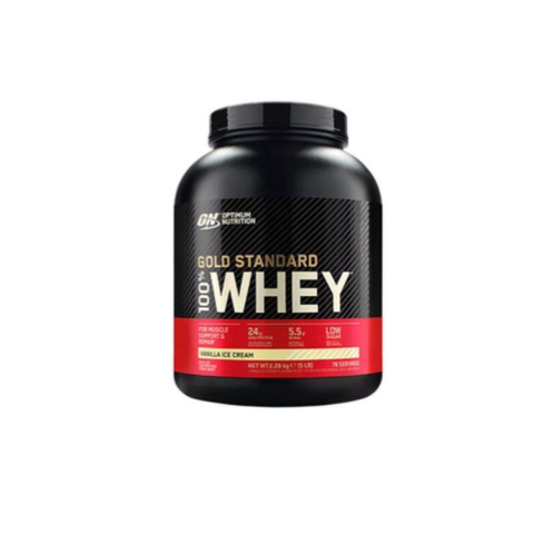 Optimum Nutrition Gold Standard 100% Whey 2.2kg - Hyper Bulk Nutrition