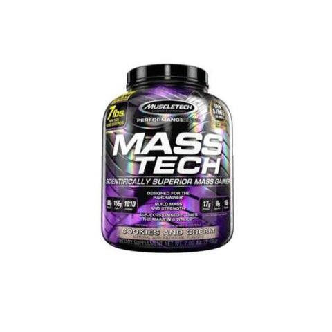 MuscleTech Mass Tech 3.2kg - Hyper Bulk Nutrition