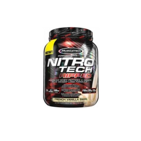 MuscleTech Nitro Tech Ripped 0.9 kg - Hyper Bulk Nutrition