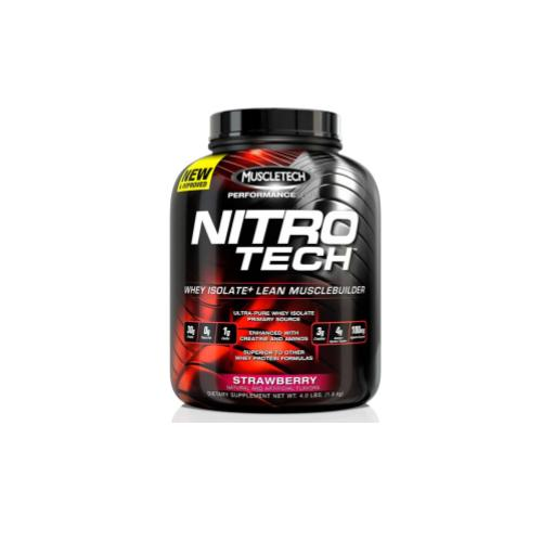 MuscleTech Performance Series Nitro Tech 0.9kg - Hyper Bulk Nutrition