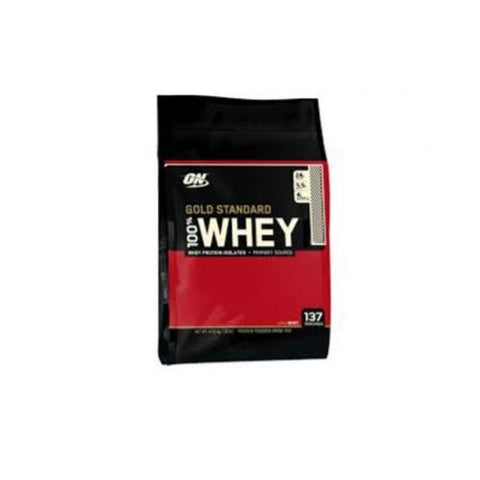 Optimum Nutrition Gold Standard 100% Whey 4.5 kg - Hyper Bulk Nutrition
