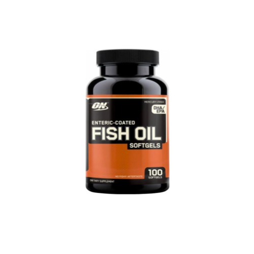 Optimum Nutrition Fish Oil (100 Softgels) - Hyper Bulk Nutrition