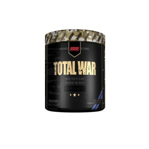 Redcon1 Total War Pre-Workout (30 Servings) - Hyper Bulk Nutrition