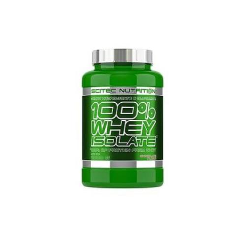 Scitec Nutrition 100% Whey Isolate - 2kg - Hyper Bulk Nutrition