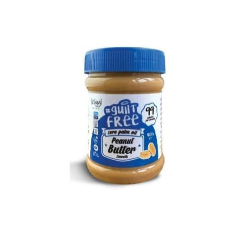 The Skinny Food Co | Zero Palm Oil Peanut Butter 400g - Hyper Bulk Nutrition