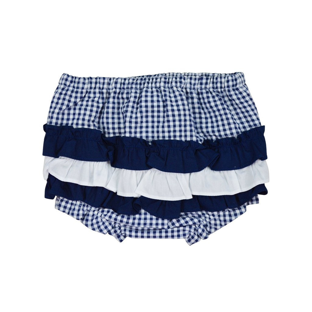 Summer Sailing Frill Pants