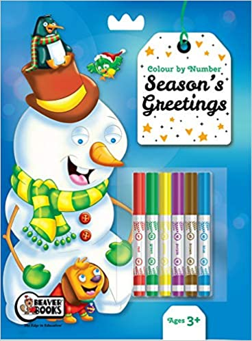 Seasons Greetings - Colour