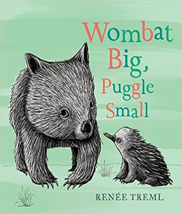 Wombat Big , Puggle Small