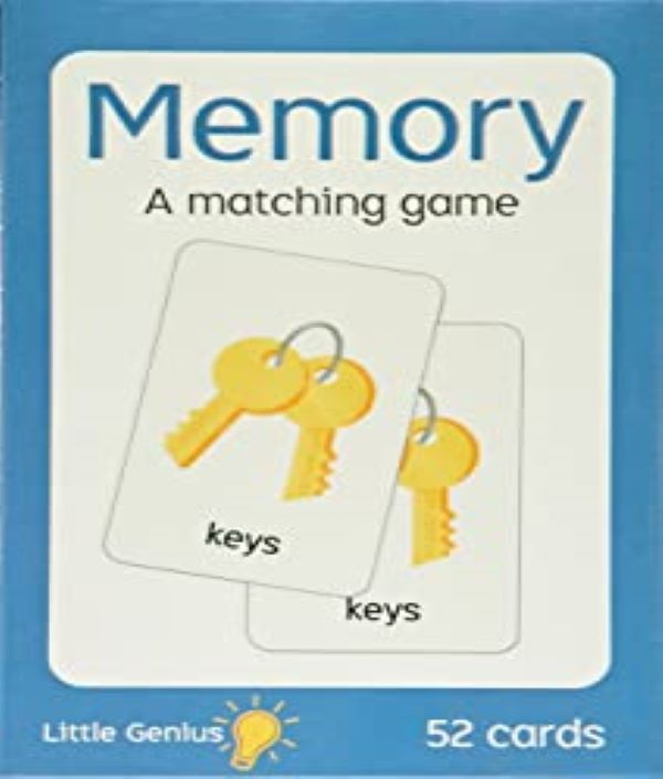 Memory Matching Cards Game