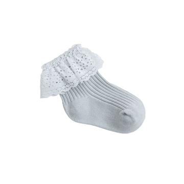 Cotton Lace Socks