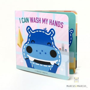 Marcus & Marcus I can wash my Hands