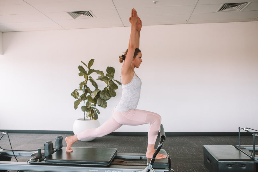 PILATES AND SPINE HEALTH