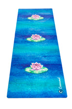 Load image into Gallery viewer, BRAHMA LOTUS - Eco Yoga Mat - Canvasmat