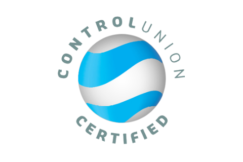 Control Union Certified logo