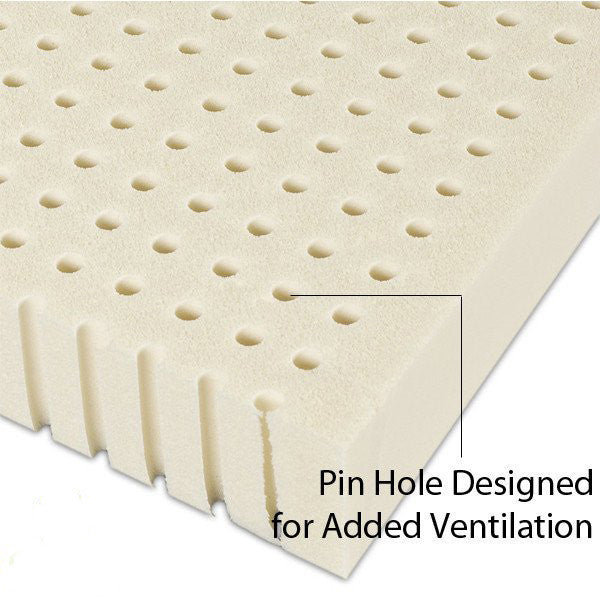 6 Quot Natural Latex Mattress Topper