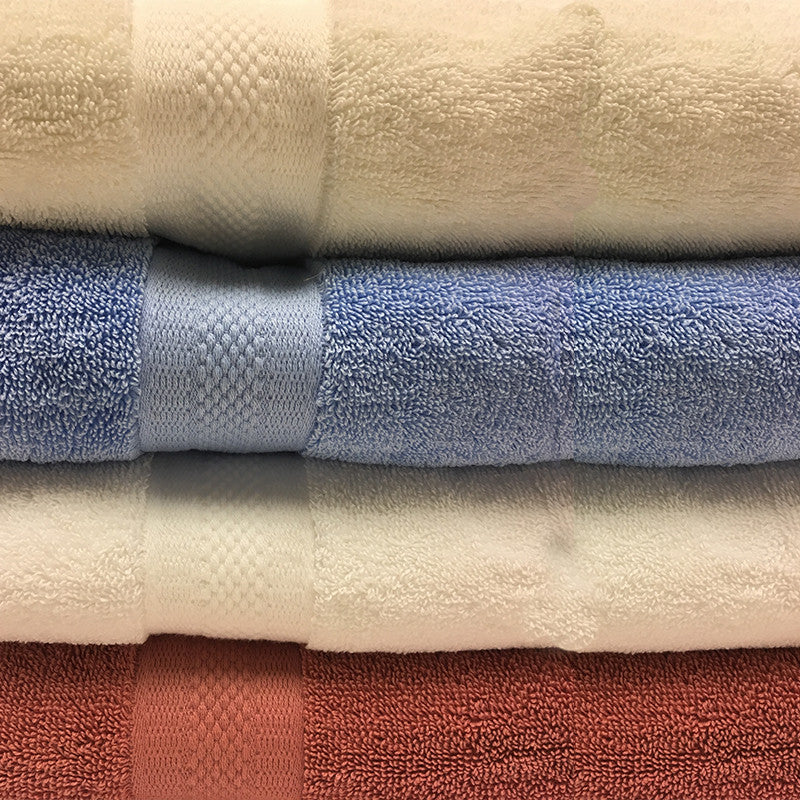 Organic Cotton Terry Bath Towels Set   MyOrganicSleep