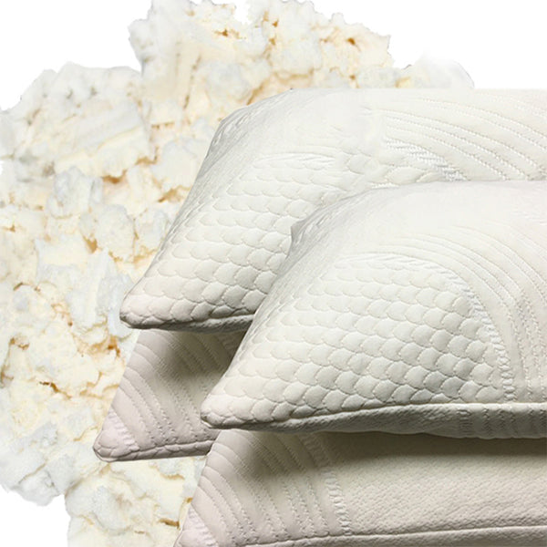 Adjustable Shredded Latex Pillow For Every Type Of Sleeper