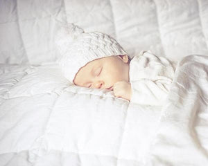 Natural Wool Mattress Pad for Babies - MyOrganicSleep
