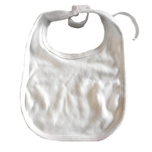 Organic Cotton Baby Newborn Cap and Bib - MyOrganicSleep