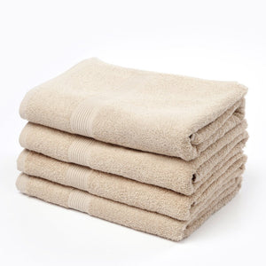 (27 x 54 in) organic cotton towel - Free - MyOrganicSleep