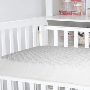 Organic Crib Cotton Mattress Pad for Babies - MyOrganicSleep