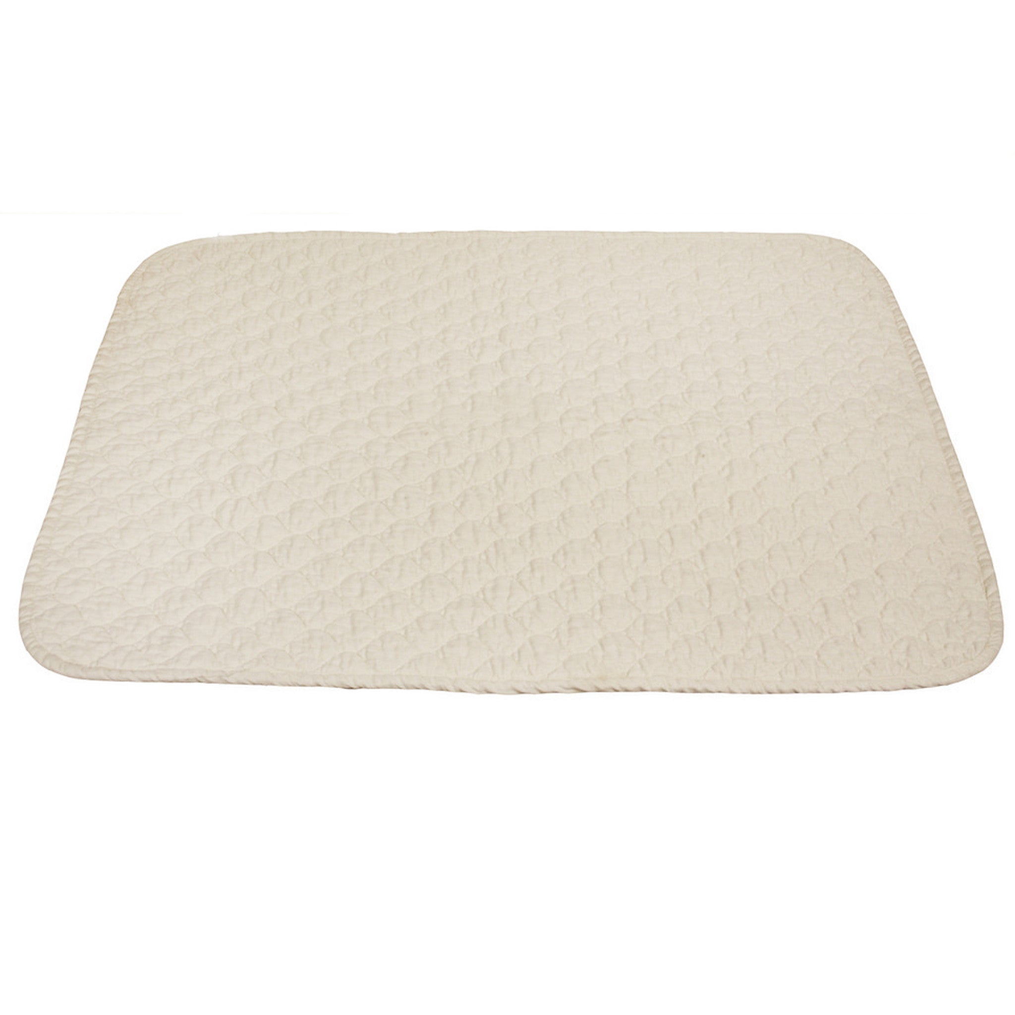 cotton filled mattress pad Organic Mattress Pad for Cribs   My Organic Sleep cotton filled mattress pad