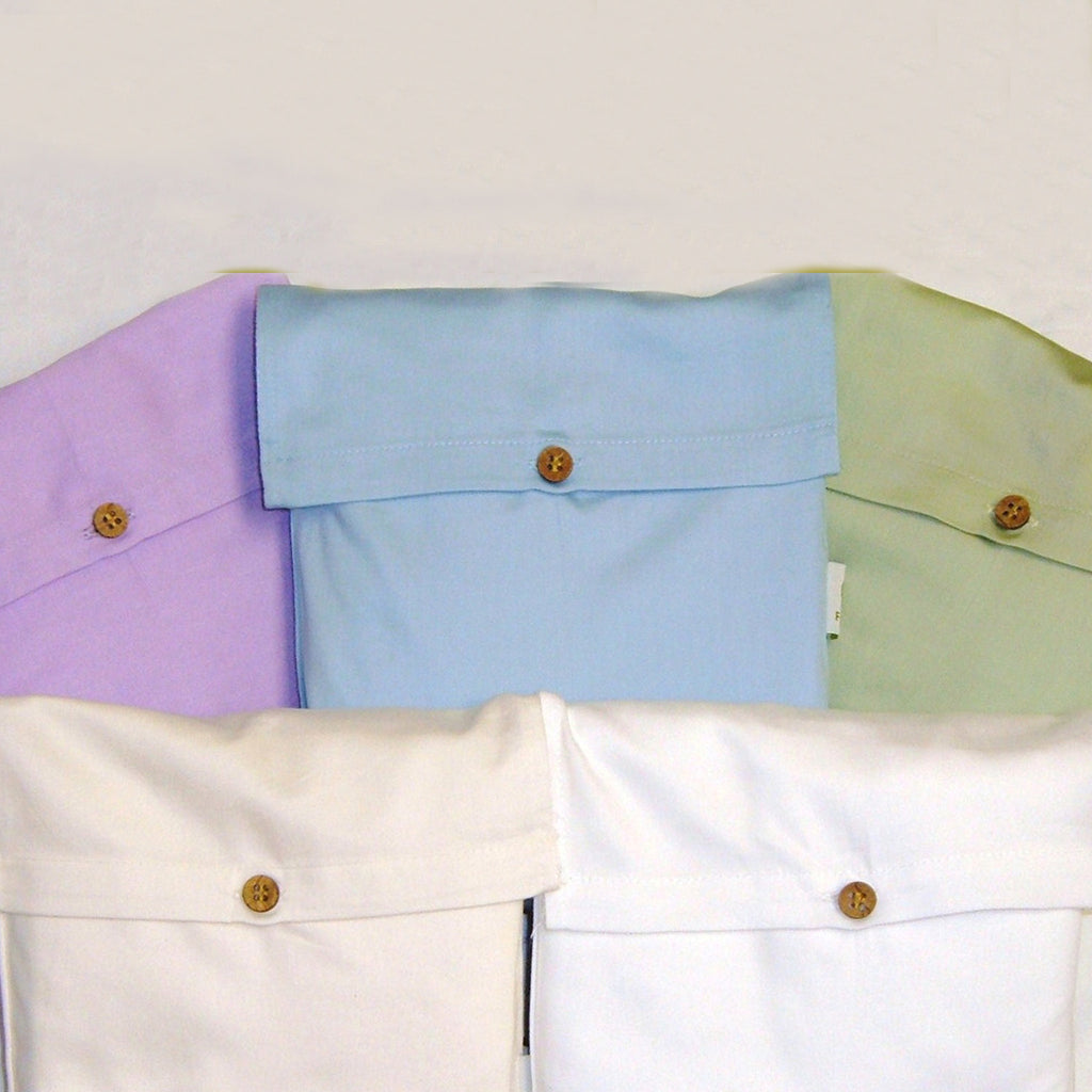 100% Organic Cotton Baby Crib Fitted Sheets (350 TC) - MyOrganicSleep