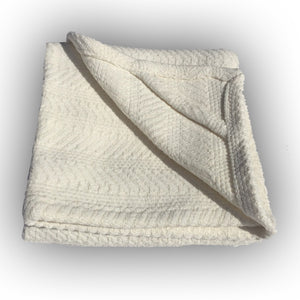 Classic Organic Cotton Kitchen Hand Towel - MyOrganicSleep
