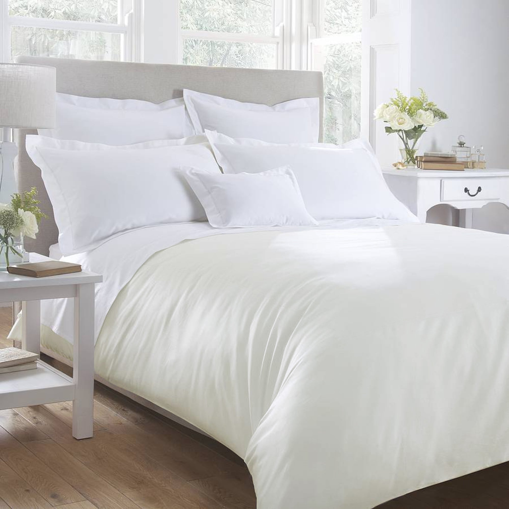 Organic Cotton Duvet Covers Queen And King Size