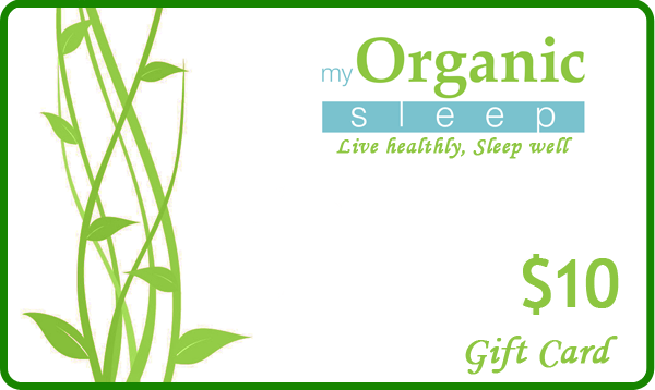Gift Card - MyOrganicSleep