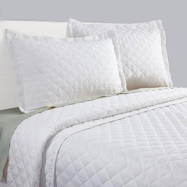 All Organic Cotton Blanket, Coverlet Style