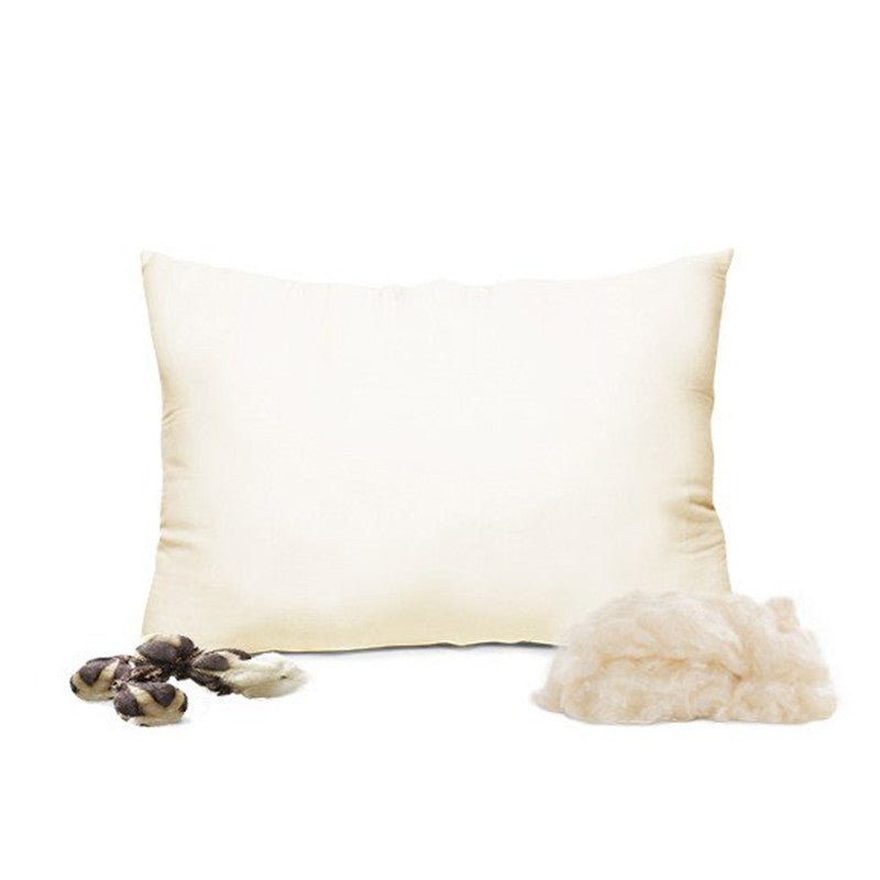 Natural Kapok Pillow - MyOrganicSleep