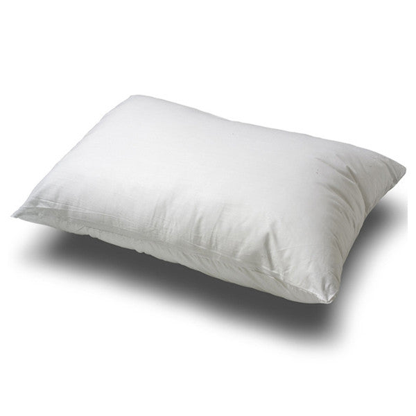 Natural Wool In Organic Cotton Pillow