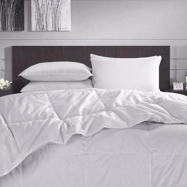 Organic Cotton Comforter With Bamboo